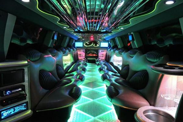 14 Person Hummer Limo Rental Scottsdale