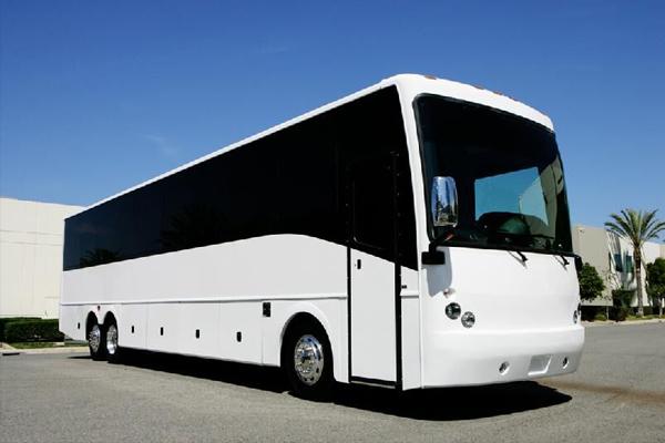 50 Person Charter Bus Service Scottsdale