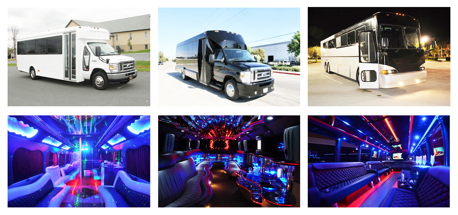 Party Buses Scottsdale