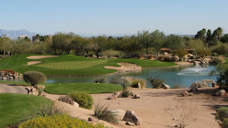 Party Bus Rental Scottsdale The Phoenician Golf Course