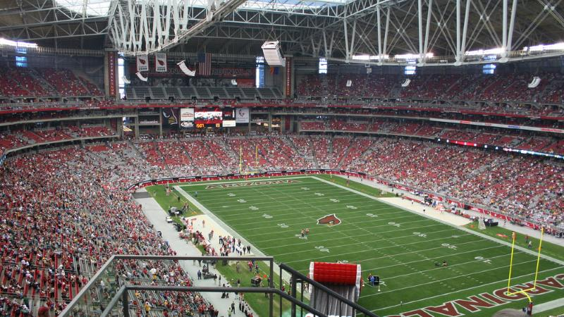 Party Bus Rental Scottsdale University Of Phoenix Stadium