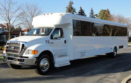 Scottsdale 36 Passenger Shuttle Bus